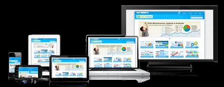 Affichage d'une page web sur plusieurs dispositifs