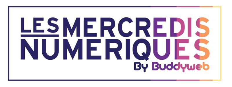 "Logo de la marque ""Les mercredis numériques"""