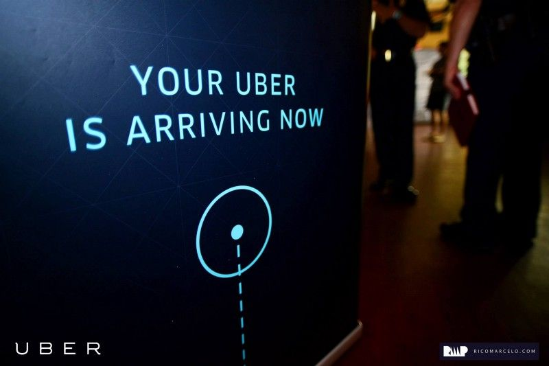 Borne Uber