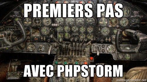 Meme = Cockpit d'un avion