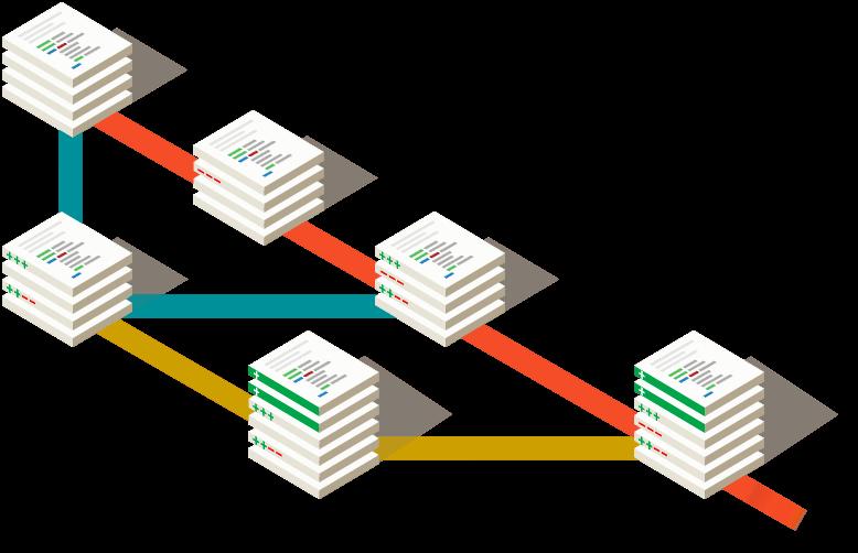 Schémas du fonctionnement de Git