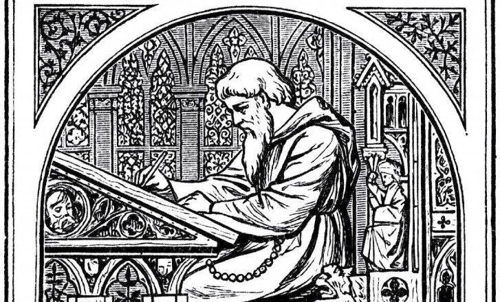 Gravure de Gutenberg