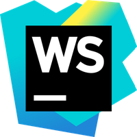 Logo WebStorm