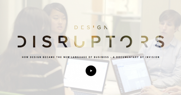 """The Design Disruptors"", un  documentaire sur le Design à voir."